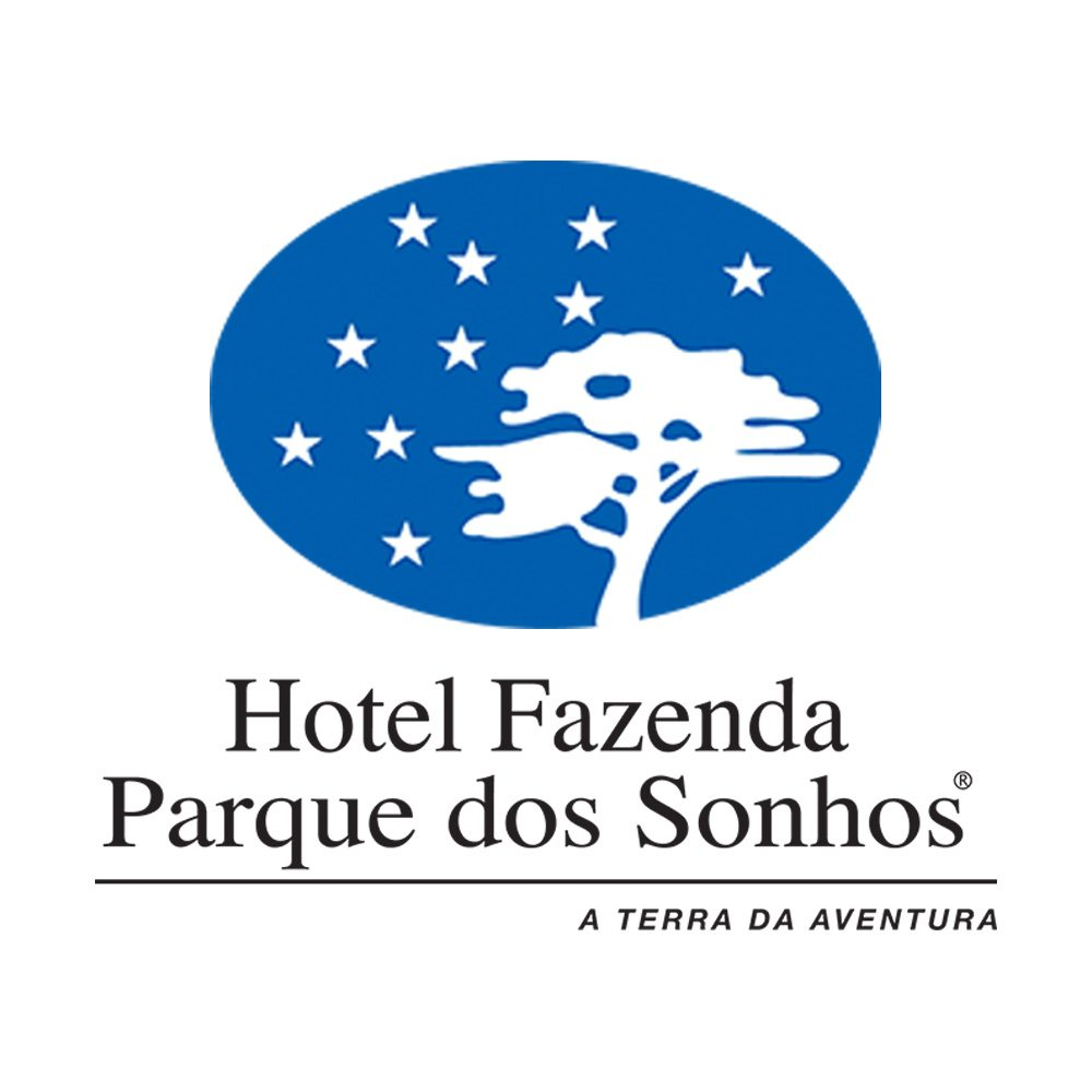 Logo hotel fazenda parque dos sonhos