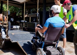 Hotel Fazenda Acessível - Campo dos Sonhos - Socorro - SP